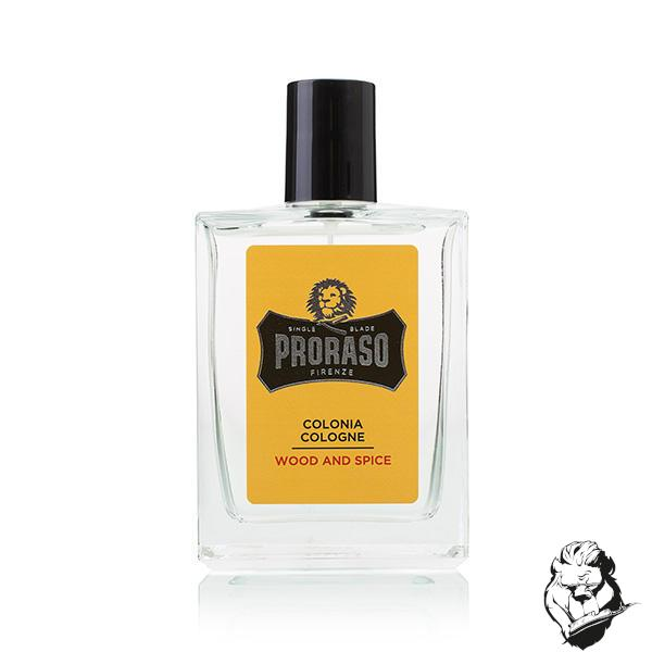 Proraso Одеколон Wood and Spice, 100 мл